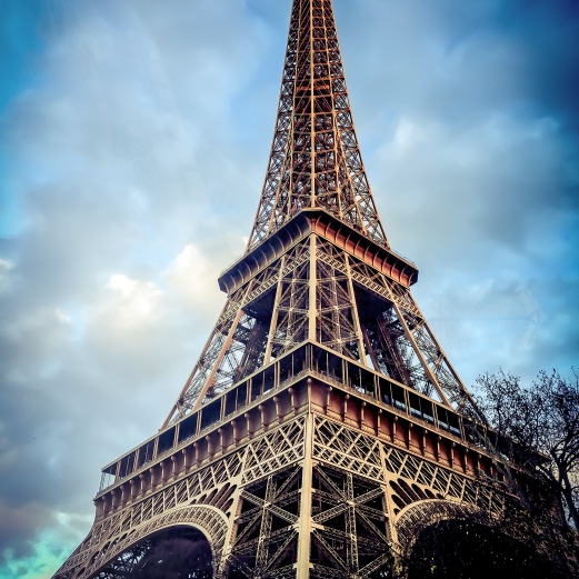 Eiffel Tower- Paris